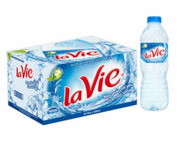 Nước suối Lavie | VPP Hữu Phát