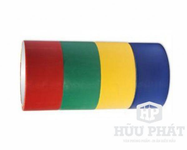 Băng keo Simili màu | VPP Hữu Phát