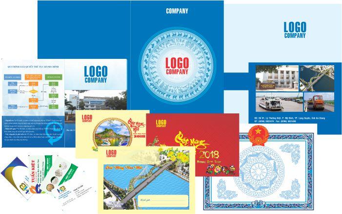 In ấn biểu mẫu tại Long Xuyên