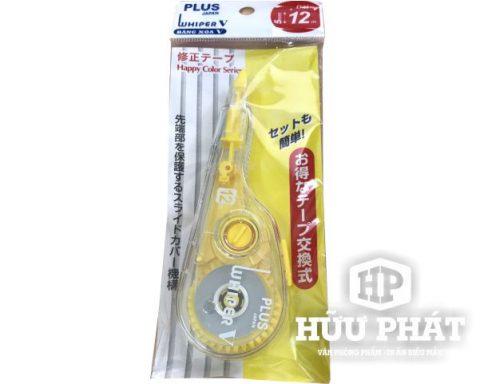Bút xóa kéo Plus 12m | VPP Hữu Phát