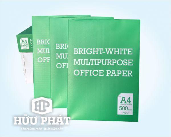 Giấy văn phòng photocopy BMO | VPP Hữu Phát