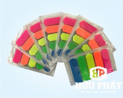 Note nhựa mũi tên 5 màu Pronoti | VPP Hữu Phát