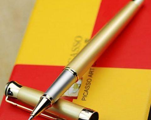 Bút ký tên Picasso 903RG | Văn phòng phẩm Hữu Phát