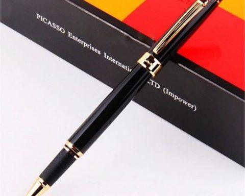 Bút ký tên Picasso 917RB | Văn phòng phẩm Hữu Phát