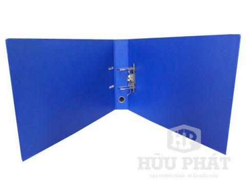 Bìa còng A3 7p 2 mặt DK xanh dương
